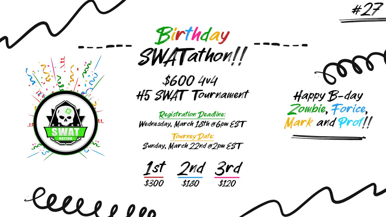 27_Birthday_SWATathon
