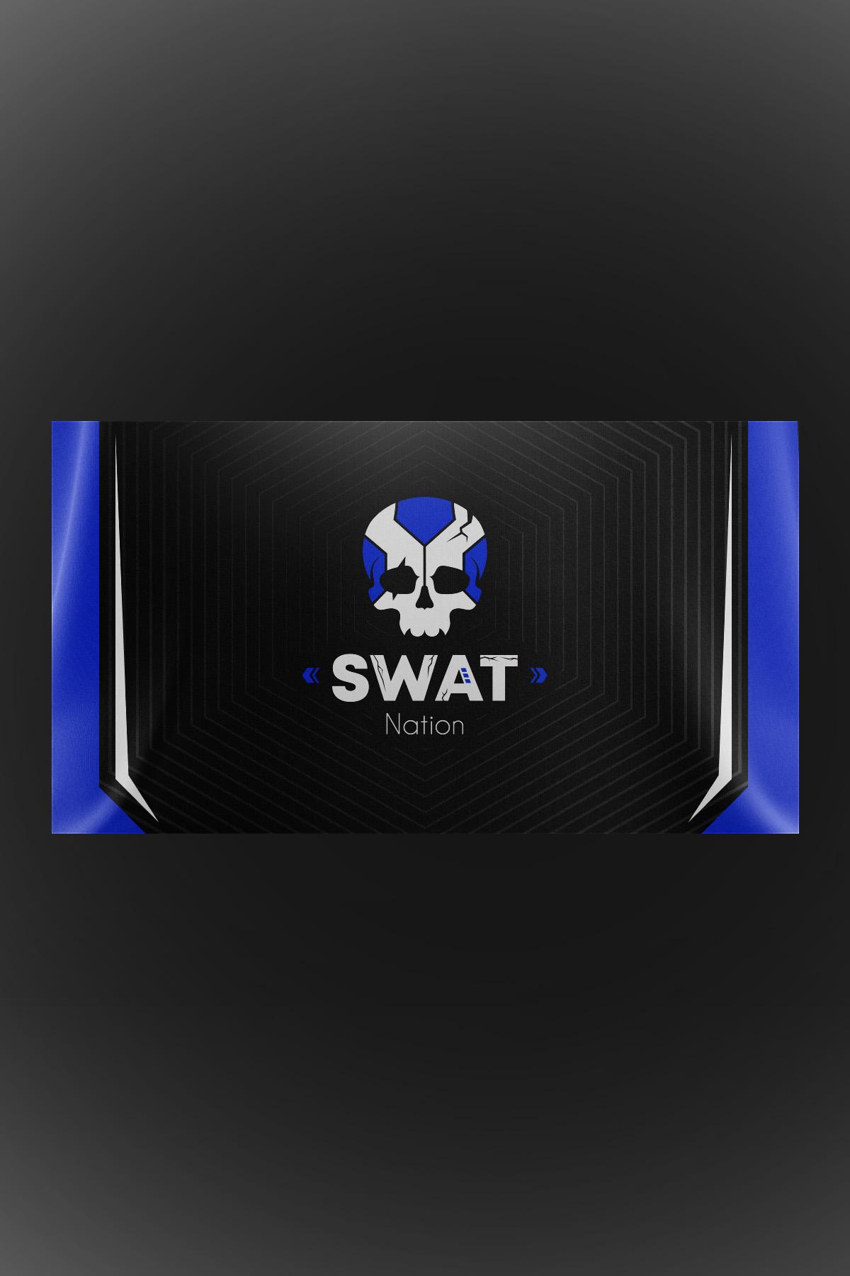 swatnationblueflag